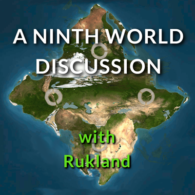 Cover art for Bonus Episode: A Ninth World Discussion with Rukland