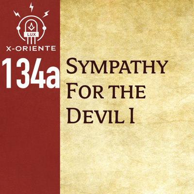 Cover art for 134a: Sympathy for the Devil I