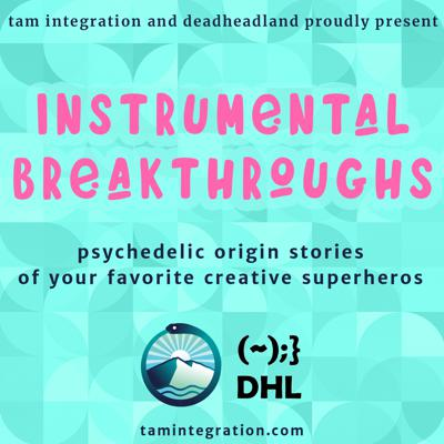 Psychedelics, Music, and Art go hand in hand. So many of us are moved to express our insights and visions through our creativity. Join Daniel of Tam Integration as he talks to a wide variety of masterful creatives about how their magical flights of fancy have inspired their art.