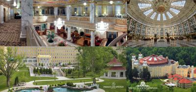 Cover art for Ep. 337 - French Lick and West Baden Springs Resorts