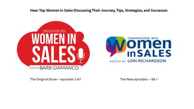 Conversations with Women in Sales
