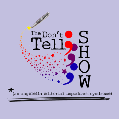 Angelella Editorial hosts a podcast about writing, editing, publishing and more. Join the many voices of the Angel Editors team as they help you become the author you want to be.