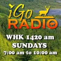 Inside the Great Outdoors is the best choice for Outdoors talk radio! Whether they're talking about hunting, hiking, birdwatching, fishing, nature or just some good old fashioned appreciation of the outdoors, it's guaranteed to be a great time! Inside the Great Outdoors is hosted every week by the legendary Joe