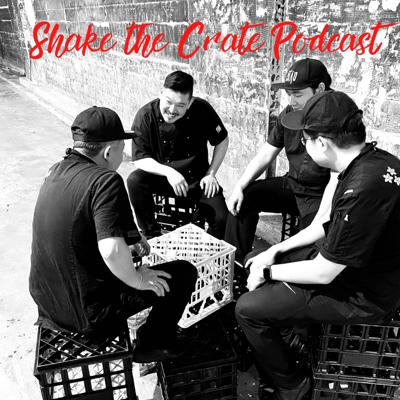 Shake the Crate podcast