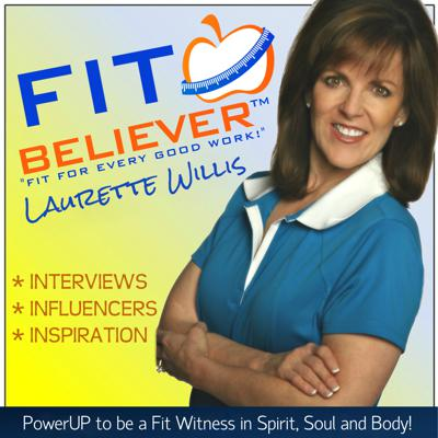Inspiring Interviews with Top Christian Influencers in Today's Culture, with Laurette Willis, Author, Speaker, and Founder of PraiseMoves Fitness Ministry. Listen every week to new interviews and inspiration, bringing God's Word to life in a variety of ways to have an impact on your world, and help you be a Fit Witness for Christ in spirit, soul and body. At PraiseMoves.com, learn about PraiseMoves Fitness Ministry resources, downloadable DVDs, training, and classes with Certified PraiseMoves Instructors worldwide. Remember, praise moves God...deeply. So, keep praising the Lord! :)