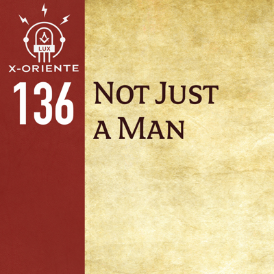 Cover art for 136: Not Just a Man