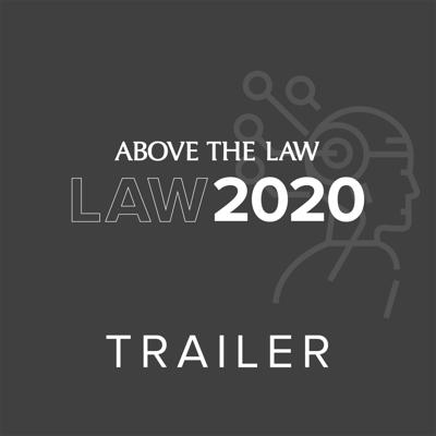 Cover art for Law2020 Trailer