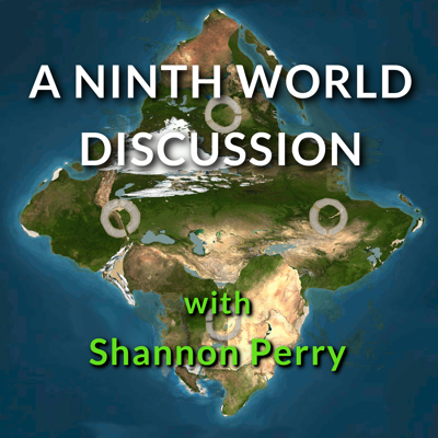 Cover art for Bonus Episode: A Ninth World Discussion with Shannon Perry