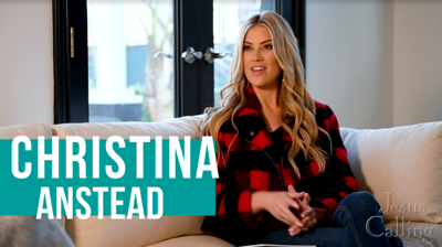 Cover art for Christina Anstead: Finding Wellness in God's Peace