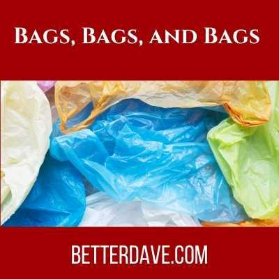 Cover art for Bags, bags, and More Bags