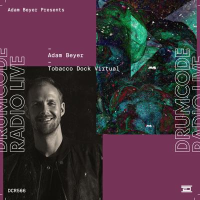 Cover art for DCR566 – Drumcode Radio Live – Adam Beyer recorded for Tobacco Dock Virtual