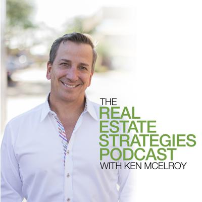 """""""Real Estate Strategies with Ken McElroy"""" is where we discuss a broad range of ideas and strategies that real people have used to find financial success. Discussion mostly centered on real estate but extend out into mindset, entrepreneurship and best practices for business success. The podcast airs every Wednesday, so subscribe and leave a review."""