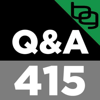 Cover art for Q&A 415: What Is Ben Greenfield's Current Daily Routine? 13 New Body Hacks, What To Do About Caffeine Sensitivities, Alternatives To Coffee & Much More.