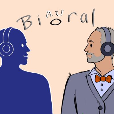 This is Bioral.  I'm Dr. Djibo Zanzot, and I teach biology at Auburn University.  I also love podcasts, but I've felt that topics in biology would be difficult to convey in a podcast format because I teach in a very visual way.  Then I thought, maybe that's the hook.  Maybe the challenge is to have a conversation with no pictures, no Powerpoint, and no hand gestures.  In each episode, I will be talking with another person, about biology or something biology adjacent, at least that will be the starting point.  It will be a dialogue, thus bi-oral, two mouths.  When you are listening, you will be using your two ears, thus bi-aural. (ok, binaural is the word that exists, but I like the Double entendre), and as such, it will be IN STEREO. This is Biaural.
