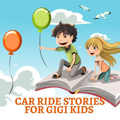 A wonderful world of inspiring stories awaits you here at 'Car Ride Stories for GIGI Kids.' Here you will find stories that are original for the podcast plus some awesome bible stories brought to life and written specifically for YOU. These stories will delight and inspire your boys and girls imagination and excite them to know more about God. You can listen in the car, at home or in bed.  Be inspired anywhere! Help us spread the word so more kids can listen to these stories. Plus please leave us a review which will help us immensely.