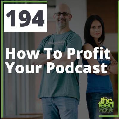 Cover art for 194 How To Profit Your Audience