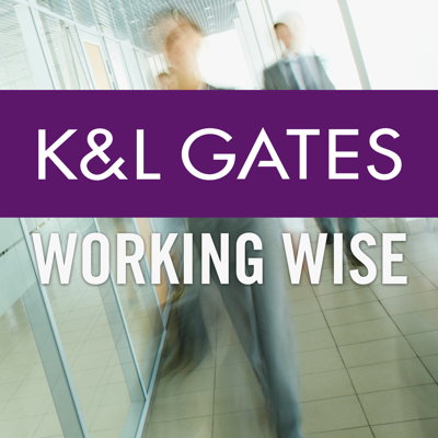 Working Wise was created by the K&L Gates Labor, Employment and Workplace Safety practice to provide updates and compliance tips to lawyers and HR professionals.