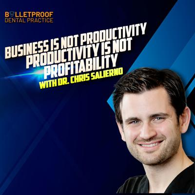 Cover art for BUILD: Business is Not Productivity, Productivity is Not Profitability with Chris Salierno