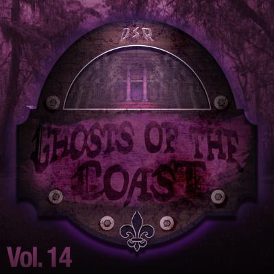 Cover art for Ghosts of the Coast Vol. 14