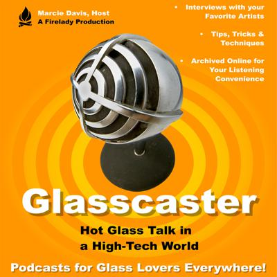 Join your host, Marcie Davis, in her international glass adventures, bringing you events, interviews and information collected from the glass industry worldwide.