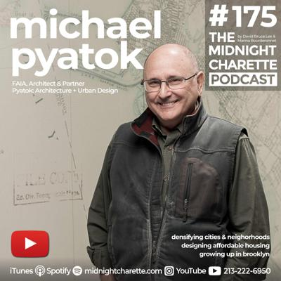 Cover art for #175 - Michael Pyatok, FAIA Architect on The Need for Urban Density and Low-Income Housing