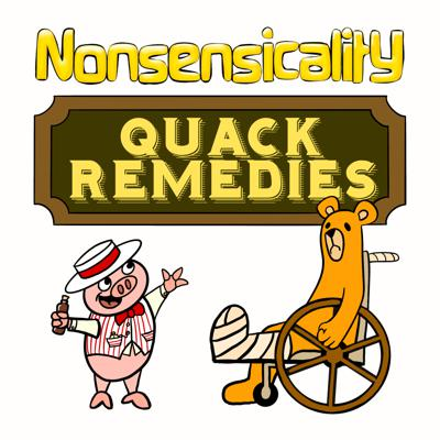 Cover art for Quack Remedies
