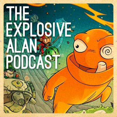 The Explosive Alan Podcast
