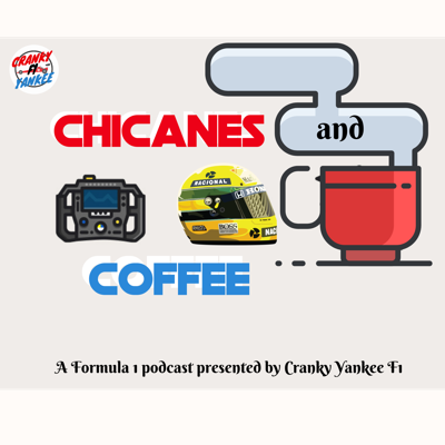 Chicanes and Coffee is a Formula 1Podcast presented by Cranky Yankee F1 covering all breaking news and F1 updates so you are always in the F1 know.