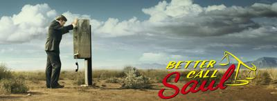 Cover art for Natter Cast 282 - Better Call Saul 5x08: Bagman