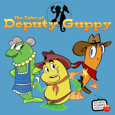 Cover art for Judge Ringo! - The Tales of Deputy Guppy #212