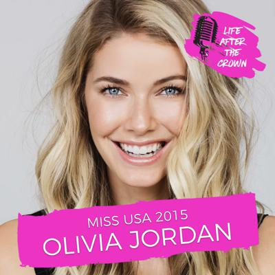 Cover art for ENCORE REPLAY - Miss USA 2015 Olivia Jordan - How I Prepared For Miss USA and Landed The SI Swimsuit Issue