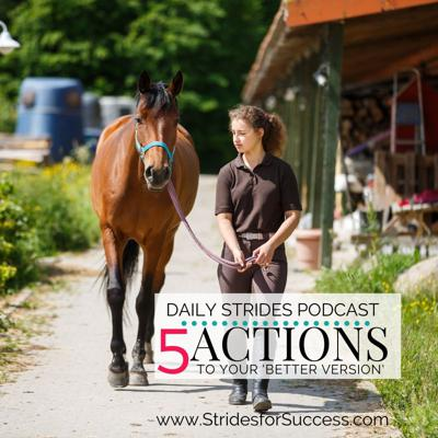 Cover art for 5 Actions to Your 'Better Version'