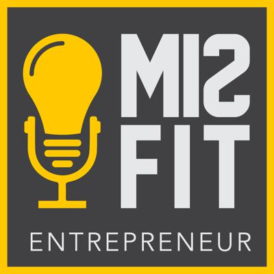 The weekly podcast with serial entrepreneur, Dave M. Lukas, devoted to giving you incredibly useful and unique insight from the world's top entrepreneurs with a focus on their non-traditional methods for achieving success, their Misfit side.  Misfit was created to give YOU the best, actionable advice to accelerate your success!  The show's open format and Misfit 3 concept, combined with Dave's intuitive and engaging interview style quickly uncovers each guest's key tools, tactics, and tricks that listeners can start using in their lives right now.  Learn more about the show at www.misfitentrepreneur.com and become a member of Misfit Nation by signing up for the Misfit Minute, the FREE weekly email with specific resources from the week's