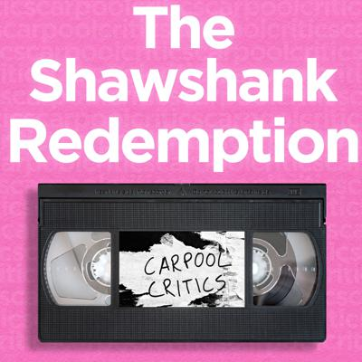 Cover art for The Shawshank Redemption  - Why is this EVERYBODY's favorite movie??