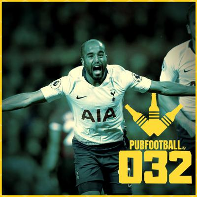 Cover art for 032: The Perfect Storm at Old Trafford, Lucas and Kane maintain Spurs' perfect start as Mourinho has a face like thunder