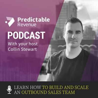 We interview outbound sales leaders so that you can learn directly from the people on the front lines.    Co-hosted by the best selling author of Predictable Revenue and early Salesforce employee, Aaron Ross and his co-founder/the CEO of Predictable Revenue, Collin Stewart.   Our goal is to help our audience learn sales development, coaching, and prospecting best practices from people that are currently building or have built SDR teams.