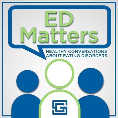 ED Matters: The Gurze/Salucore podcast airing once a week where we interview the top experts in the field of eating disorders, sharing information for individuals recovering from eating disorders, their loved ones, clinicians in the field, and other individuals, professional or otherwise seeking to learn about eating disorders. Healthy conversations about eating disorders.