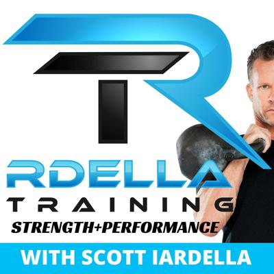 The #1 No-Nonsense Strength Training Podcast. With over 30 years of experience, The Rdella Training® Podcast is brought to you each week by Scott Iardella, Author of The Edge of Strength. The Rdella Training Podcast is a professional podcast dedicated to helping people of all levels train better, get stronger, and discover the best version of themselves through a foundation of strength. A no-nonsense strength & performance podcast for today's serious fitness enthusiast, athlete and coach. High-quality content, expert interviews, and unconventional topics that will make the difference. Learn the best strength, conditioning, and performance strategies with your host (Strength Coach and former Physical Therapist) Scott Iardella, MPT, CSCS, CISSN, SFGII. Get insights and lessons from Scott and many other top expert coaches, authors, and fitness professionals each week with in-depth, practical interviews to help you train better, safer, & stronger. Forging Athletic Bodies Around The World. For more information and resources, please visit RdellaTraining.com.