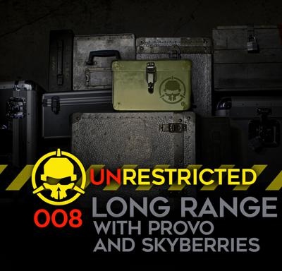 Cover art for Long Range! (with @fpvprovo and @skyberries_fpv)