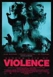 Cover art for #282 – Random Acts of Violence (2019)