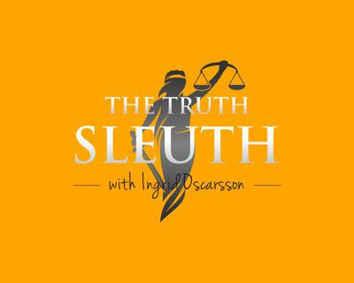 Cover art for The Truth Sleuth