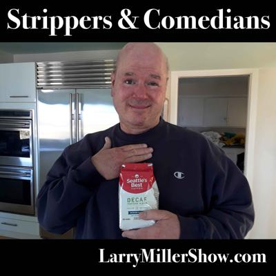 Cover art for Strippers & Comedians (Rebroadcast)