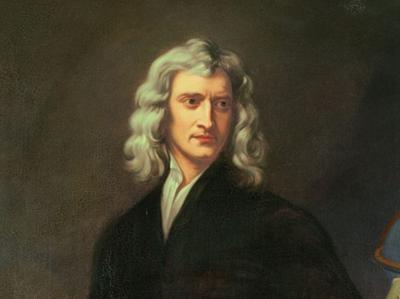 Cover art for Ep 48- Isaac Newton was White & Unbothered