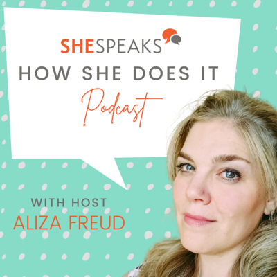 SheSpeaks: How She Does It