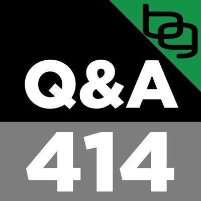 Cover art for Q&A 414: The Benefits Of Nicotine, Easy Hack To Increase HRV, Do Face Masks Cause Oxygen Deprivation, Why To Workout Before Dinner & Much More!