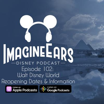 Cover art for Walt Disney World Reopening Dates and Information