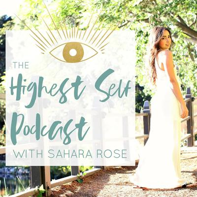 Author and Wellness Personality Sahara Rose @IAmSaharaRose is the fresh young voice for the modern spiritual movement, called