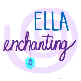 Cover art for Fingering A Page #1 - Ella Enchanting