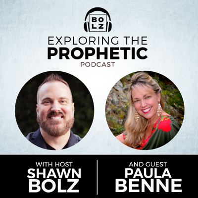 Cover art for Exploring the Prophetic with Paula Benne (Season 3, Ep. 34)