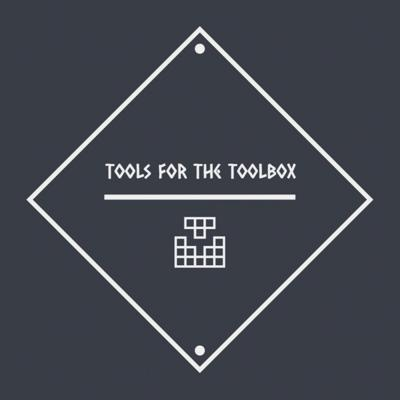Tools for life and everything in between. Yours to use or toss, its up to you
